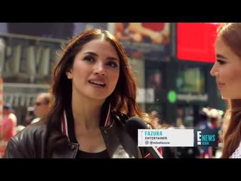 Fazura at NYFW 2017 - Yvette King | E! News Asia | E!
