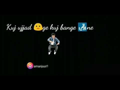 Punjani Status | Mere yaar 17 | Karan Benipal | Whats app Video | AmandeepGill