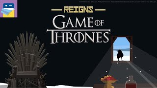 Reigns: Game of Thrones - iPad Gameplay (by Devolver Digital)