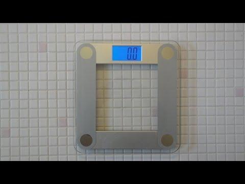 EatSmart ESBS-01 Digital Bathroom Scale Review