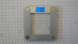 EatSmart ESBS-01 Digital Bathroom Scale Review
