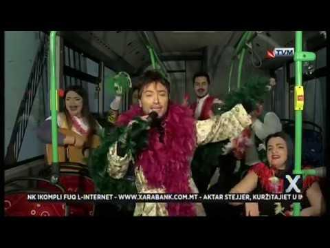 MESC 2018 Singers - ESC Imitations on Xarabank (Part 1)
