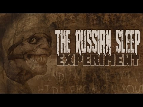 THE RUSSIAN SLEEP EXPERIMENT | Halloween Scary Stories + Creepypastas | Chilling Tales