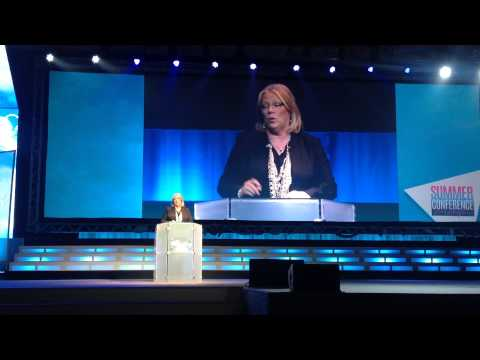 Conference 2014 - Nancy Jo Ryan -Circle of Honor - Organizational Sales
