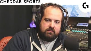 Logitech G x Cheddar Sports: Michael Jessup on the Astro C40 headset