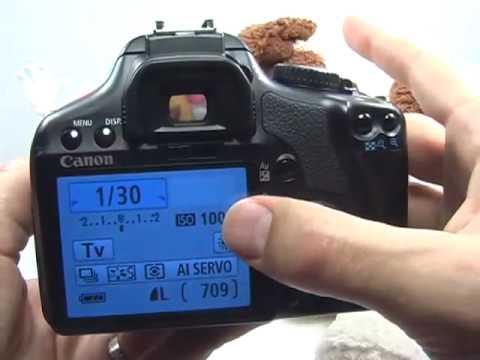 Canon XSi/450D: Sports