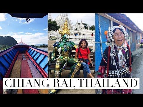 Thailand 2016 | Chiang Rai Part 1 // #MagaliTravels