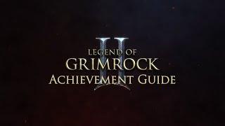 Legend of Grimrock 2.  Achievement guide. All secrets, treasures, skulls