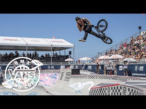 2017 Vans BMX Pro Cup: BMX Semi Final Highlights Huntington Beach | BMX Pro Cup | VANS