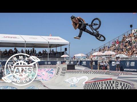2017 Vans BMX Pro Cup: BMX Semi Final Highlights Huntington Beach   BMX Pro  Cup   VANS