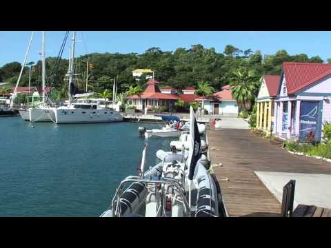 The Grenadines -  Port Louis Marina