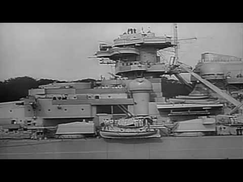 The Search for Battleship Bismarck (War Documentary)