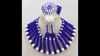 Bead making designs in Nigeria