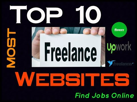 Best Freelance Websites 2017-2018 | Find Jobs Online  !   bangla tutorial
