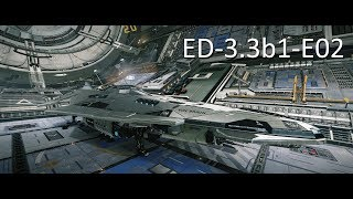 Elite Dangerous 3.3b1 E02 - New Conflict Zones are Awesome