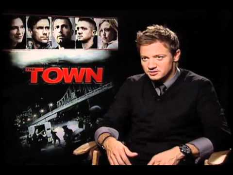 Jeremy Renner - The Town interview at TIFF 2010