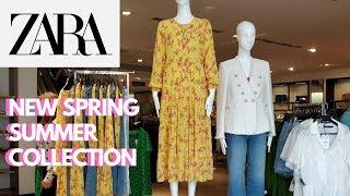 SUPER CLASSY  ZARA SPRINGSUMMER COLLECTIONS | ZARA WOMEN FASHION | DRESSES | SHOES | JUMPSUITS
