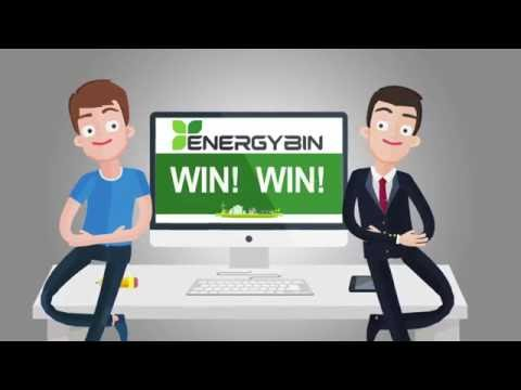 EnergyBin  - Solar Energy Online Marketplace