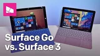 Is the Surface Go worth the upgrade from Surface 3? Daniel Rubino b...