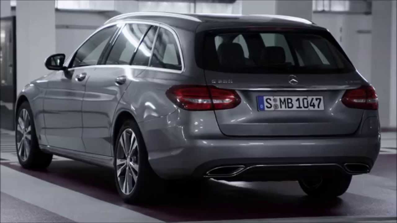 mercedes benz c 350 e plug in hybrid estate youtube. Black Bedroom Furniture Sets. Home Design Ideas