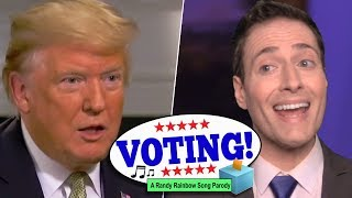 Baixar VOTING! - Randy Rainbow Song Parody