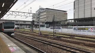 JR東日本八王子駅。