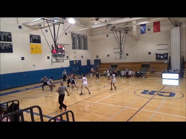 Game Highlights Girls' Varsity: Scotia 41 vs Mekeel Christian 33 (F)