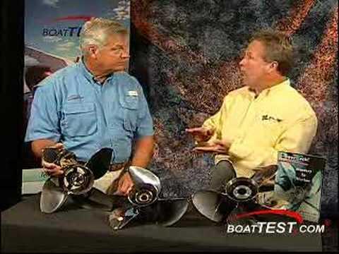 Power Tech Propellers by BoatTEST COM