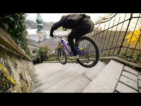 Epic Urban Freeride Bike Video