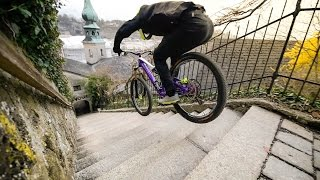 Urban Freeride lives - Fabio Wibmer thumbnail