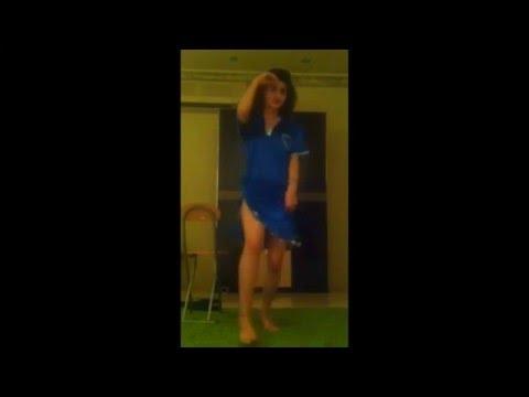 رقص بنت مصرية رقص ساخن بقميص النوم thumbnail