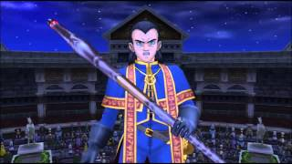 Dragon Quest VIII el periplo del rey maldito Pt.49: Detened a ese impostor!
