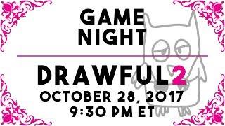 Game Night : Drawful 2 | @TheAltPlay