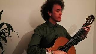 J. S. Bach - Prelude C major, Cecilio Perera