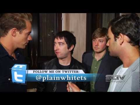 Plain White Ts reveal the story behind their hit song Hey there Delilah