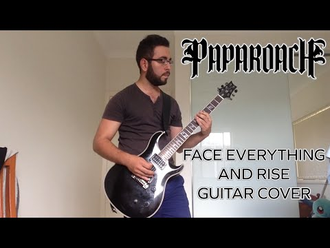 Papa roach face everything and rise (behind the scenes part 2.