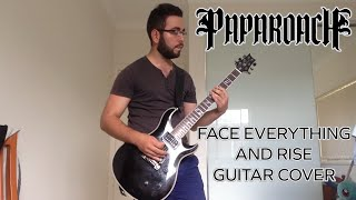 Papa Roach - Face Everything and Rise (Guitar Cover- Studio Quality)