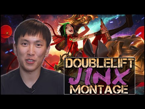 Doublelift Montage - Best Jinx Plays