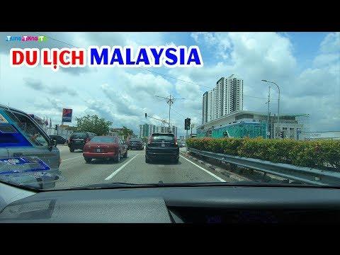 DU LỊCH MALAYSIA: Lang thang ngắm phố Johor Bahru, thiên đường mới nổi