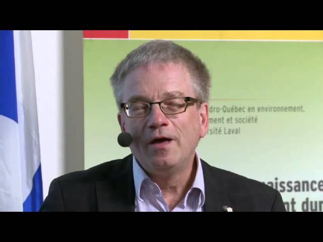 Rémi Quirion -  Le Fonds de recherche du Québec: un an plus tard