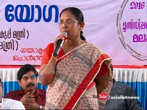 Vaccination for Diphtheria will be completed at Malappuram within 3 months; saya K K Shailaja