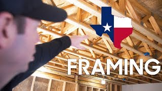 How do we Build in Austin, TX?  Visiting a job in Framing
