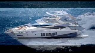 Yacht Princess 88 for hire in Cyprus / Яхта Princess 88 в аренду на Кипре