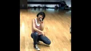 2ne1 - Falling In Love Dance Practice(Minzy Version)