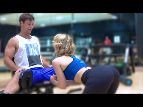 Girl Asks Connor Murphy to Workout, Then This Happened... | Connor Murphy Vlogs