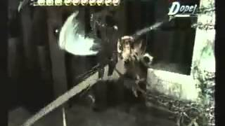 Devil May Cry 3   Dante's Awakening   Retro Commercial   Trailer   2005 Capcom