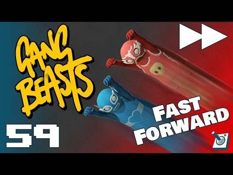 Super Speed!    7 Player Gang Beasts    #59