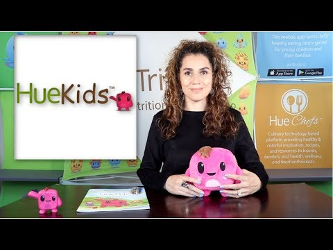 HuePets 2.0 – Helping Your Kid Eat Healthy Foods! #Huetrition #HuePets