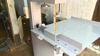 Griffin Bandsaw Machine With Sliding Table