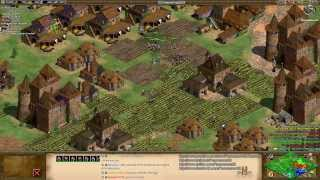 "Gambar cover Aoe2 HD ""The Forgotten"": 4v4 Black Forest (Magyars, First Impressions) (11/8/13)"